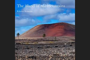 The island of red mountains
